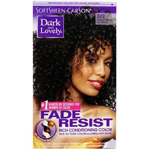 Dark & Lovely Dark & Lovely Permanent Haircolor Black 372