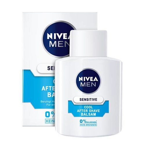 Nivea Nivea For Men Sensitive Cool Aftershave fluid- 100 Ml