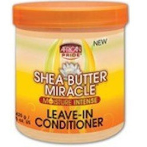African Pride African Pride Shea Butter Leave-In Conditioner  425 gram