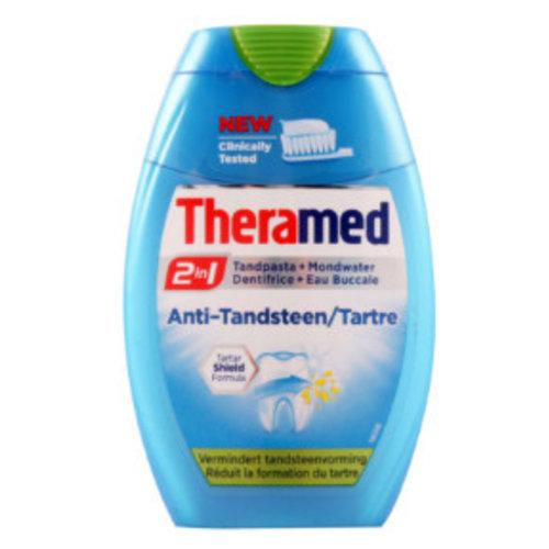 Theramed Theramed Tandpasta Anti- Tandsteen - 75 Ml