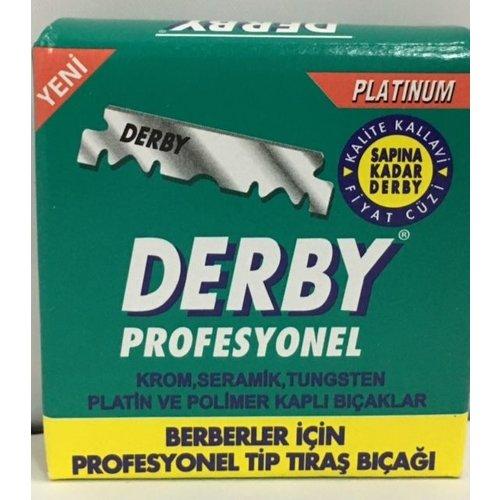 Derby Derby Professionel Kapper Mesjes - 100 Stuks