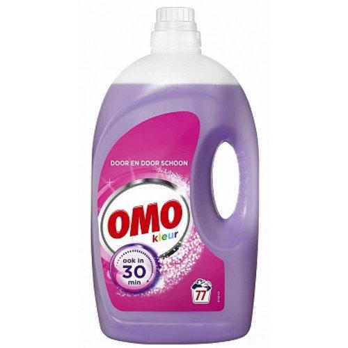 Omo Omo Wasmiddel Vloeibaar Color 77 Wasbeurten - 5 Liter