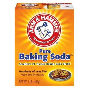Arm & Hammer Baking Soda Puur Arm & Hammer - 454 Gram