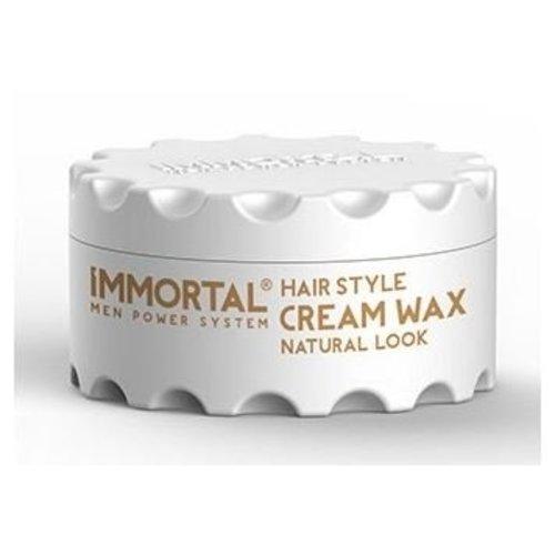 Immortal Immortal Hairwax Creamy Wax Natural Look 150 ml