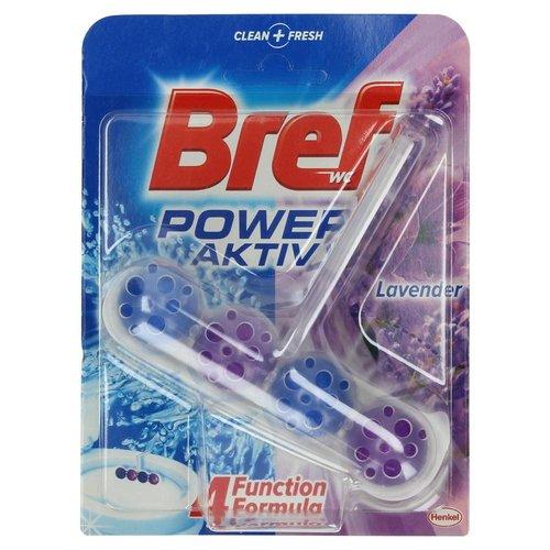 Bref Bref Power Aktive Toiletblok Lavendel - 50 Gram