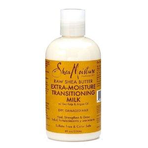 Shea Moisture Shea Moisture Raw Shea Butter Moisturizing Transitoning Milk  236  ml