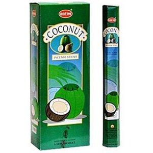 Wierook Wierook Coconut  20 Stokjes