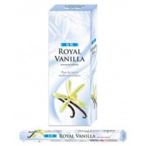 Wierook Wierook Royal Vanille - 20 Stokjes