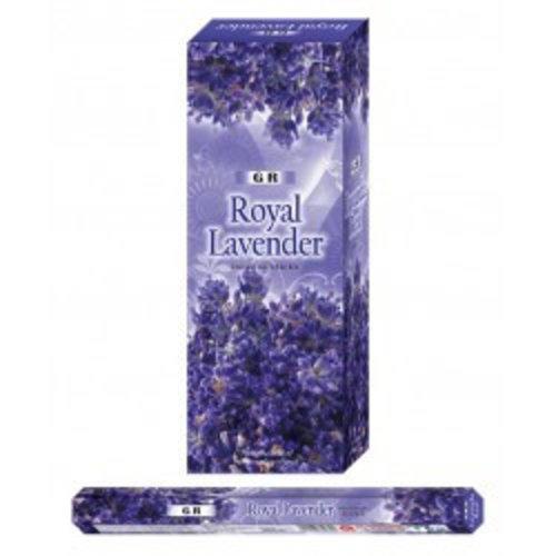 Wierook Wierook Royal Lavendel - 20 Stokjes