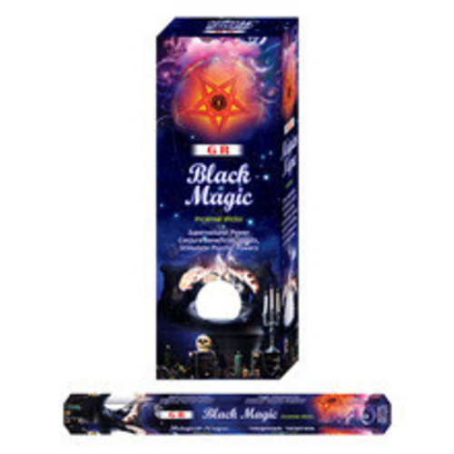 Wierook Wierook Black Magic 20 stokjes