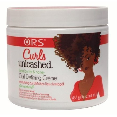 Curls Curls Unleashed Ors Take Command Curl Defining Creme  454 Gram