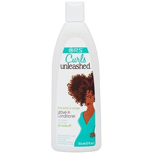 Curls Curls Unleashed Ors Sulfate-Free Shea Butter&Mango Leave In Conditioning 354 ml