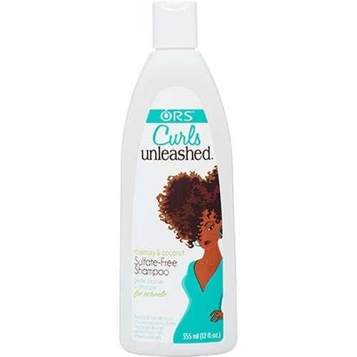 Curls Curls Unleashed Ors Rosemary&Coconut Sulfate-Free Shampoo  354 ml