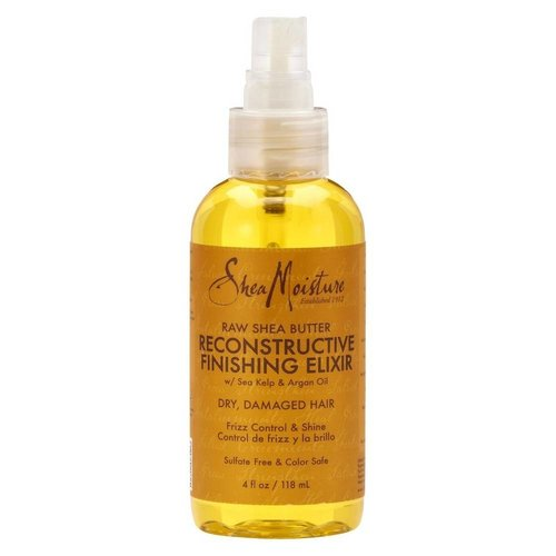 Shea Shea Moisture Raw Shea Butter Reconstructive Finishing Elixir 118 ml