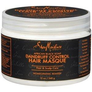 Shea Shea Moisture African Black Soap Dandruff Control Hair Masque 340 Gram