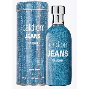 Caldion Caldion Jeans For Woman Eau De Toilette Spray - 100 Ml