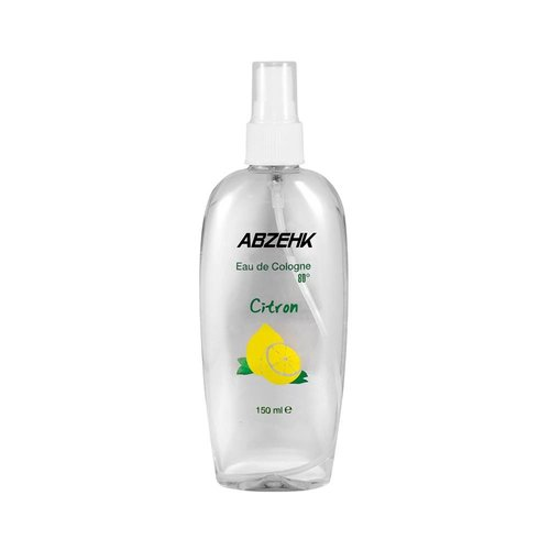 Abzehk Abzehk Eau De Cologne Spray Citroen - 150 Ml UITVERKOCHT!!!