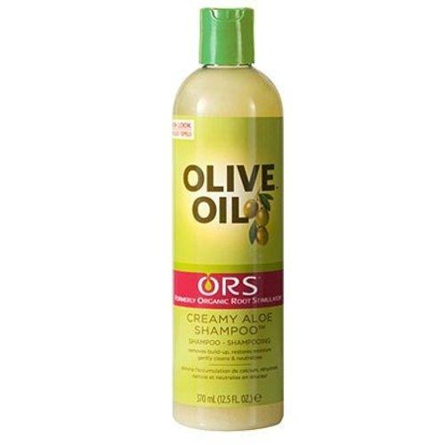 Ors Ors Olijf Olie Creamy Aloe Shampoo 370 ml