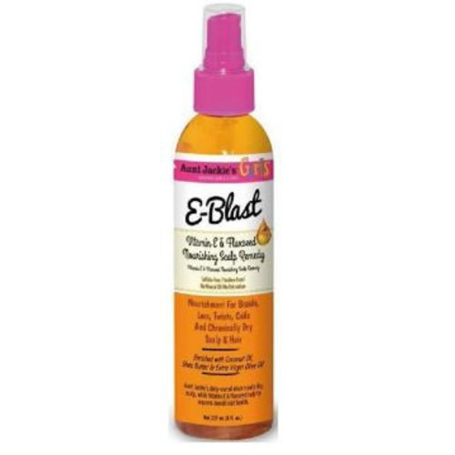 Aunt Jackie's Aunt Jackie's Girls E Blast Vitamin E & Flaxseed Scalp Remedy 237 ml