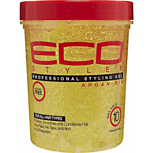Eco Eco Styler Styling Gel Argan Olie  946 ml