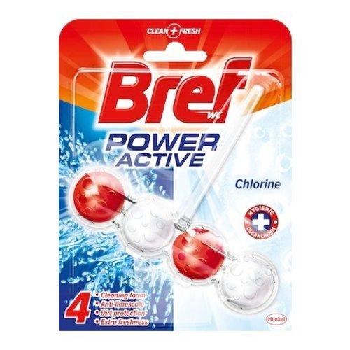 Bref Bref Power Aktive Toiletblok Met Chloor - 50 Gram