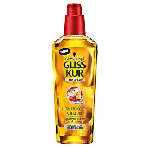 Gliss kur Gliss Kur ultimate color oil elixer 75 ml