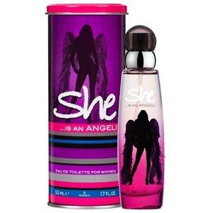 She She Eau De Toilette Spray She Is An Angel - 50 Ml