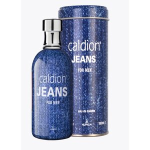 Caldion CALDION JEANS FOR MEN EAU DE TOILETTE SPRAY - 100 ML