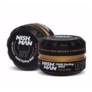 Nishman Nishman 07 Styling Wax Gold One - 150 Ml