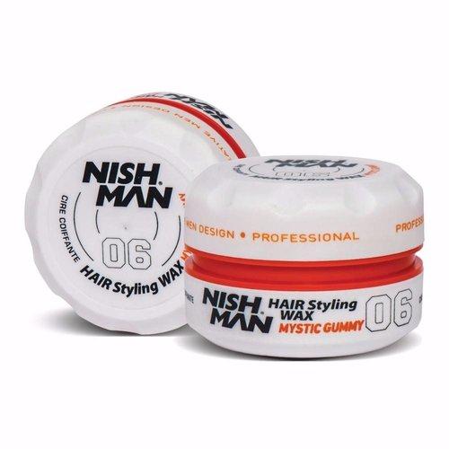 Nishman Nishman 06 Hair Styling Wax Mystic Gummy - 150 Ml
