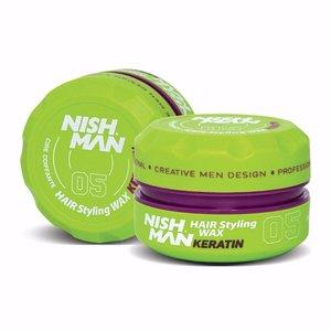 Nishman Nishman Wax Keratine - 150 Ml