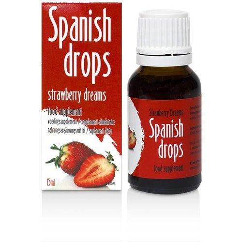 Spanish Fly Spanish Fly Strawberry Dreams - 15 Ml