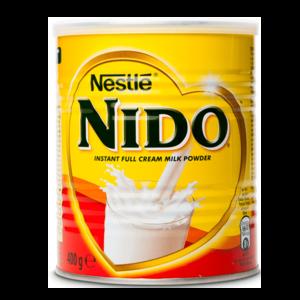 Nestle Neslte Nido Cream Milk Powder 400 gram