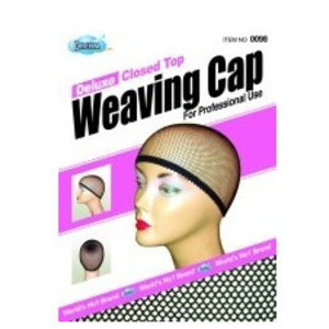 Weaving Cap Weaving Cap De Luxe Closed Top