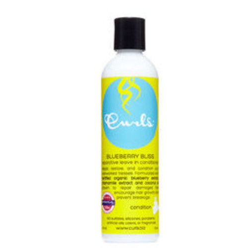 Curls Curls Blueberry Bliss Reparative Leave In Conditioner 236 ml