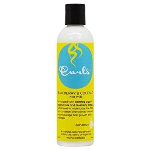 Curls Curls Blueberry Bliss & Coconut Hair Milk 236 ml