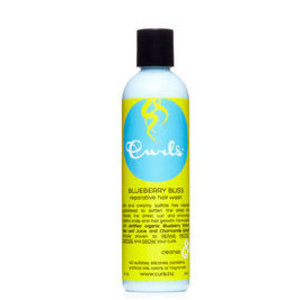 Curls Curls Blueberry Bliss Reparative Hair Wash  236 ml