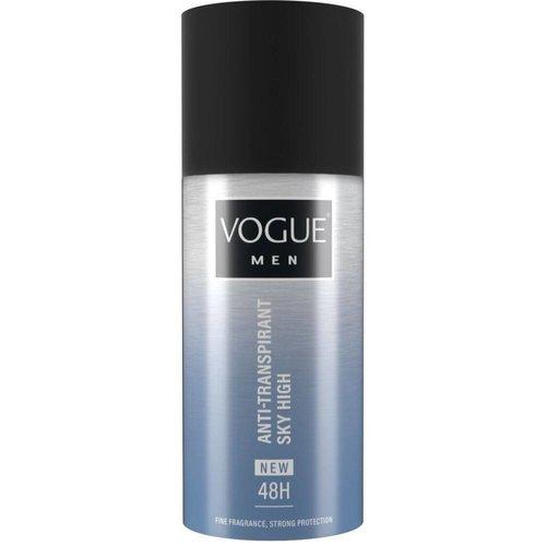 Vogue Vogue Men Deospray Anti-Transpirant Sky High - 150 Ml