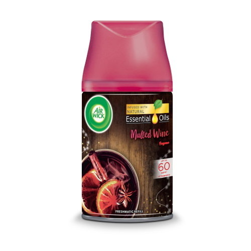 Airwick Airwick Freshmatic Navul  Mulled Wine - 250 Ml