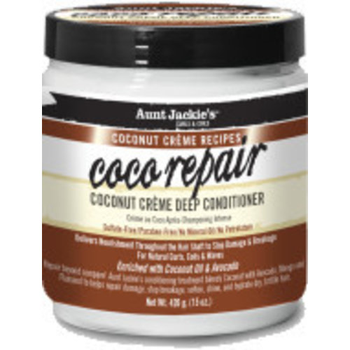 Aunt Jackie's Aunt Jackie's Coco Repair Deep Conditioner 436 ml