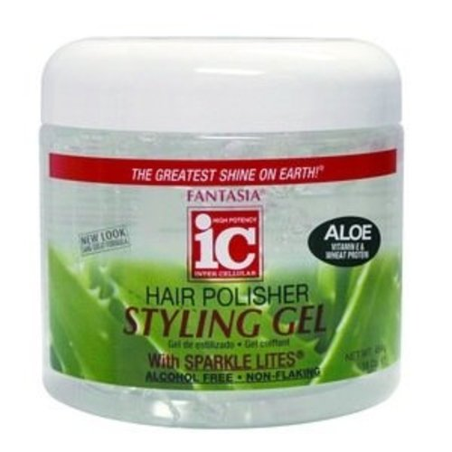 Fantasia Fantasia Ic Hair Polisher Styling Gel  454 Gram