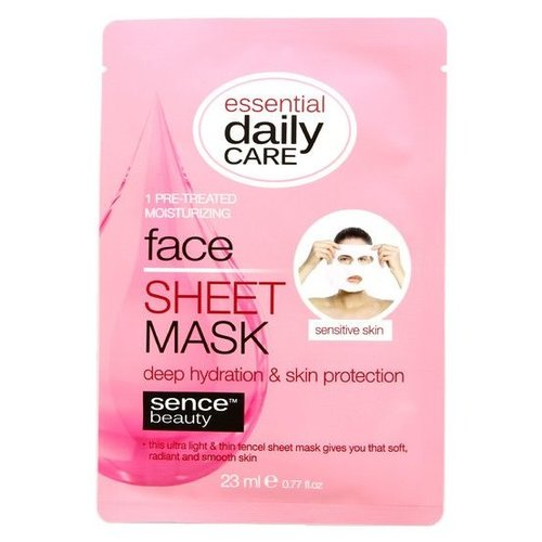 SENCEBEAUTY Sencebeauty Face Sheet Mask - 23 Ml