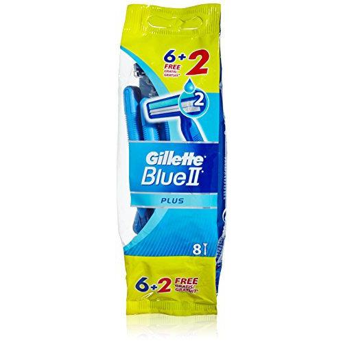 Gillette Gillette Blue 2 Wegwerpmesjes - 8 Stuks