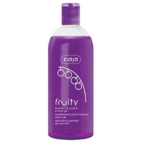 Ziaja Ziaja Fruity Showergel Blueberry & Currant - 500 Ml