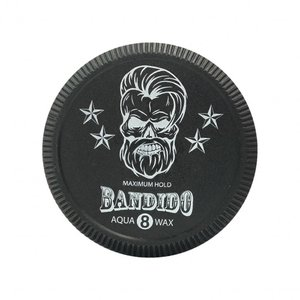 Bandido Bandido Wax Zwart - 150ml