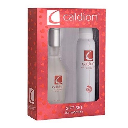 Caldion CALDION CLASSIC WOMEN EDT 100ML & DEO 150 - 1 STUKS