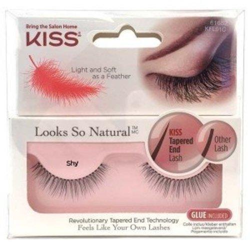 Kiss KISS KUNSTWIMPERS SHY LOOK - 1 STUKS