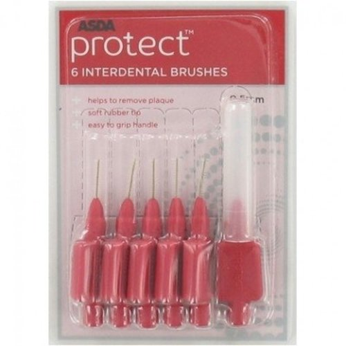 Protect Protect Interdentale Ragers 0.5mm - 6 Stuks
