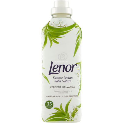 Lenor Lenor Wasverzachter naturel verbena 875 ml