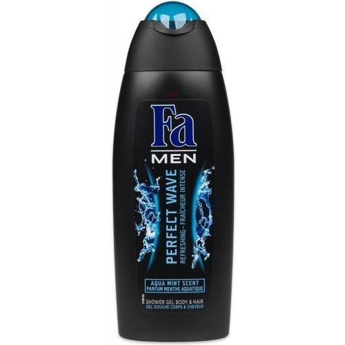 Fa Fa Men Douchegel Perfect Wave Aqua Mint - 250 Ml